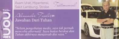 Tahitian Noni ® Bioactive Beverage Original ™ Solusi Herbal Alami