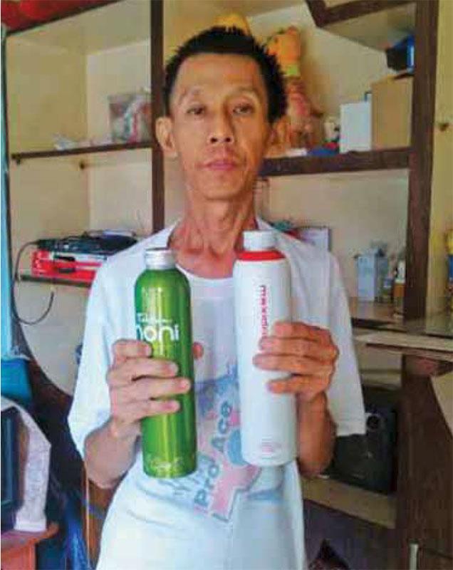 Fuk Siang (55 Tahun)